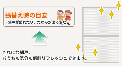 【アミド張替え】
